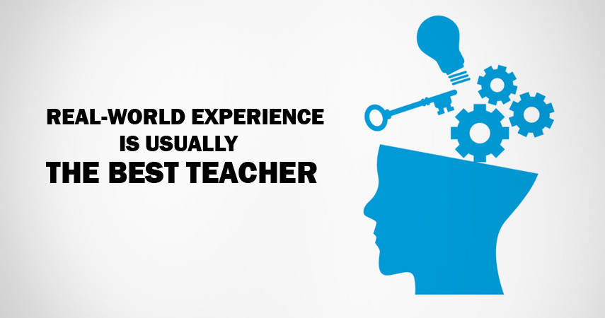 one of the best teaching experience Our thinking makes them true in our experience  is a very information article, 33 of life's most powerful lessons  net/avalok/the-best-teacher-life/.