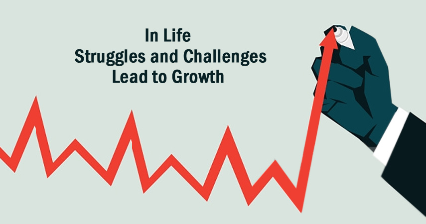a struggle that leads to growth essay