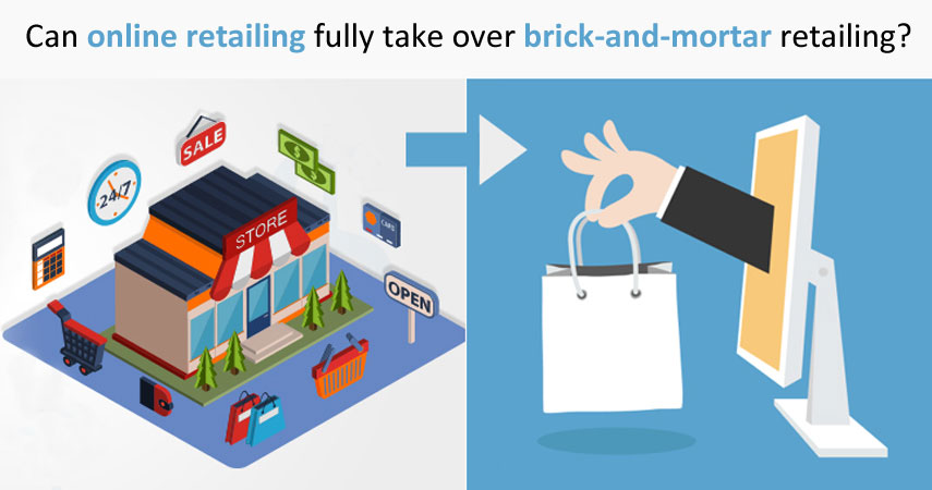brick and mortat vs online shopping essay Unable to resist any opportunity to sell you something, the e-commerce leader is opening up brick-and-mortar bookstores but its online prowess doesn't yet translate into a very good retail experience.