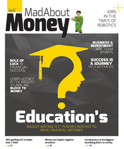 Mad About Money july Issue