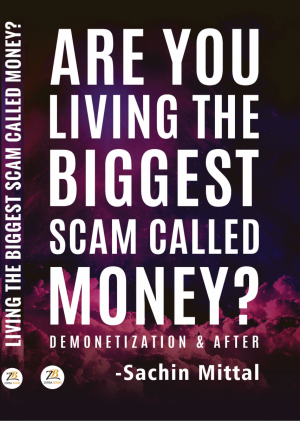 Are you living the biggest scam called money?